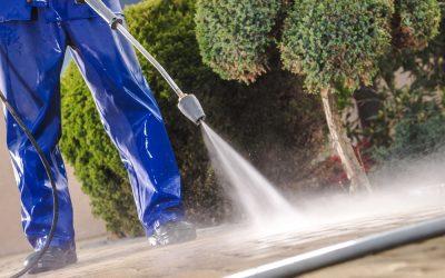 Dangers of DIY Pressure Washing