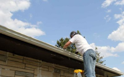 How To Whiten The Front Of My Gutters